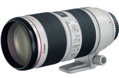 Canon EF 70-200mm f/2.8L IS USM II - to rent for a wedding