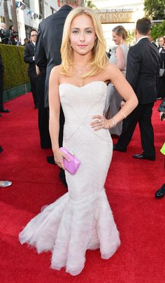 Washed out Golden Globe Awards 2013: Best Dresses On The Red Carpet | Grazia Fashion