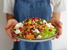 Cobb Salad, Feta, Bulgur