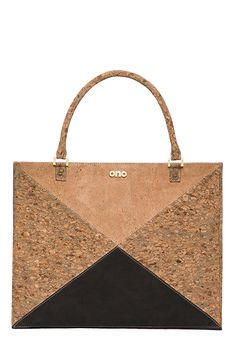 Our newest luxury #vegan cork leather bags. Yes, please! #EthicalFashion