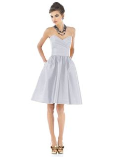 Alfred Sung Style D540 http://www.dessy.com/dresses/bridesmaid/d540/#.VWGS_2pvwR8
