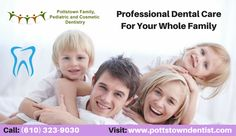 Welcome to Pottstown Family & Cosmetic Dentistry, Our experienced dentists provide High-quality dental care in a friendly and comfortable environment. For more details, call us today at (610) 323-9030 or visit: http://pottstowndentist.com/dental-health-overview/