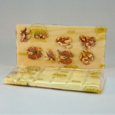 9acbe4b809906 Tableta de  chocolate blanco con nueces - Confitería Daver - Pastelería  online