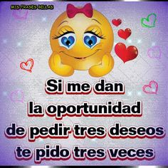 Animated Emoticons, Funny Emoticons, Funny Emoji, Good Night Messages, Cute Messages, Love Quotes Funny, Mom Quotes, I Love You Spanish, Beautiful Good Night Quotes