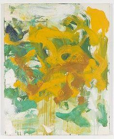 joan mitchell, untitled, 1989                              …