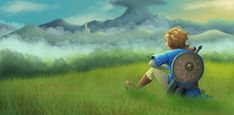 As the title says, here's some fanart of the upcoming Legend of Zelda instal. Breath of the Wild Legend Of Zelda Breath, Breath Of The Wild, Percy Jackson, Best Games, Breathe, Hero, Fan Art, Deviantart, Cute
