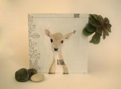 Fawn by PaperDartSHOP on Etsy