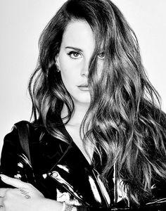 Lana Del Rey for Grazia Magazine #LDR