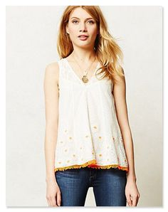 Weekend Wants: Anthropologie Summer Tag Sale!   Peachy the Magazine