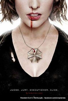 Em 'Resident Evil 5: Retribuição', o vírus mortal T, desenvolvido pela Umbrella Corporation, continua dizimando o planeta Terra, e transformando a população global em legiões de mortos-vivos comedores de carne. A única e última esperança da raça humana, Alice (Milla Jovovich), desperta no centro de operações clandestinas da Umbrella, e descobre mais segredos do seu passado misterioso conforme se aprofunda no complexo.