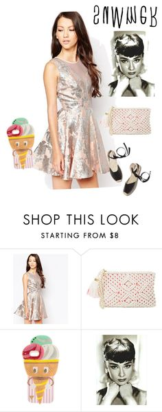 """""""SUMMER"""" by masayuki4499 ❤ liked on Polyvore featuring Key Collections, Lilly Pulitzer and Soludos"""
