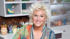 Talk Food Festival: Anne Burrell - The Talk - CBS.com