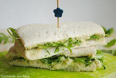 Cremas y salsas para untar sándwiches