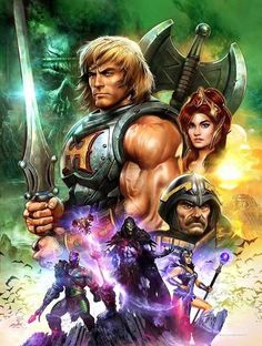 HeMan and the Masters of the Universe