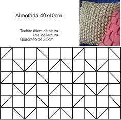 váltott nyíl  (5.minta )  Jaqueline Alves