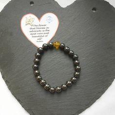 Gemstone Bracelet/Reiki Bracelet/Energy Bracelet/Gemstone