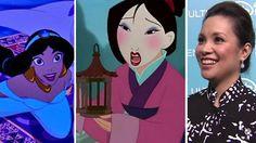Favorite singing voice- Lea Salonga Jasmine and Mulan Paige O'hara, Princess Jasmine, Disney Princess, Lea Salonga, Disney Challenge, Pinoy, Aladdin, Wonders Of The World, The Voice
