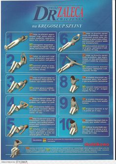 Back Pain, Health Fitness, Abs, Healthy Recipes, Yoga, How To Plan, Workout, Stretching, Exercises