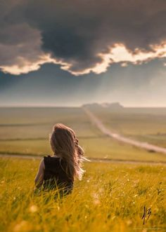 """Forget not that the earth delights to feel your bare feet and the winds long to play with your hair."" ― Kahlil Gibran {by Jake Olson Studios}"