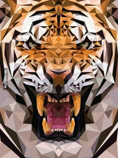 So, found this tiger on the internet