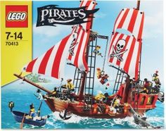 Lego Pirate The Brick Bounty 70413
