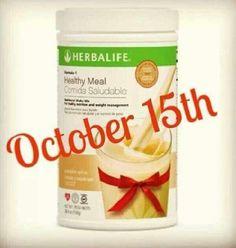 Pumpkin spice #herbalife www.goherbalife.com/reachresults #limited edition!