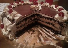 Greek Recipes, Cake Pops, Tiramisu, Love Food, Recipies, Deserts, Food And Drink, Sweets, Chocolate