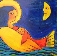 Helga Hornung Art Fantasy Contemporary Art