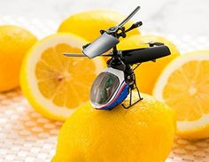 worlds smallest rc helicopter