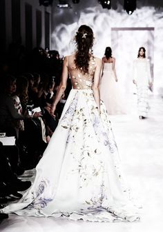 Georges Chakra Couture Spring 2017.