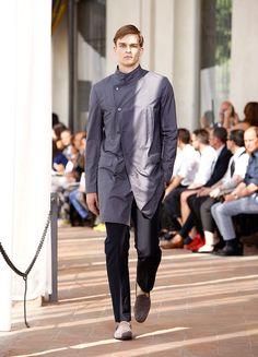 Corneliani Menswear - Pasarela