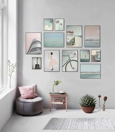 "11.6k Likes, 88 Comments - NORDIK SPACE (@nordikspace) on Instagram: ""Beautiful picture frames by Nordikspace available now online. via @vissevasse #scandinavian…"""
