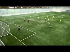 ▶ Link up play in the attacking third - YouTube