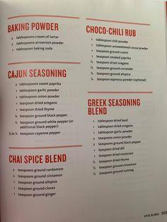 Keto Reset Cookbook Keto Seasoning, Arrowroot Powder, Ground Coriander, Unsweetened Cocoa, Smoked Paprika, Chili Powder, How To Dry Oregano, Chile, Cocoa