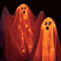 Cagey Ghosts