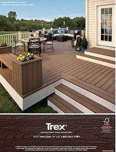 //outline the deck with perpendicular boards; different colors?
