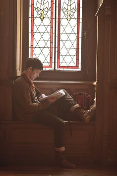 BBC Merlin - Colin Morgan - Season 5 BTS