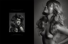 Sascha Breuer for Fashion Gone Rogue (warning nudity) Gone Rogue, Fashion Gone Rouge, Rogues, Hair Inspiration, Find Image, Leo, Hairdressers, Nude, Photoshoot