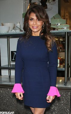 Paula Abdul visited The Meredith Vieira Show in NYC on Wednesday. She and Meredith discussed her music video about breast cancer awareness, which she teamed up with Avon to produce.
