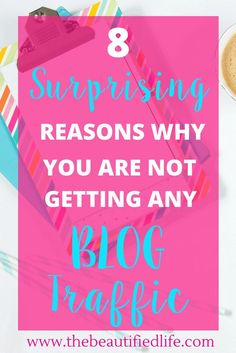 You may be scaring your readers away. Here is 15 reasons why you are not getting any blog traffic - that may surprise you.
