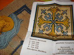 Arraiolos tapestry
