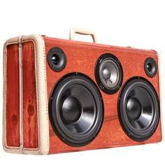 DJ Special Wood Grain Red
