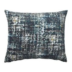 IKEA - SMÅTÖREL, Cushion, Cotton velvet gives depth to the color and is soft to the touch.The duck feather filling feels fluffy and gives your body excellent support.