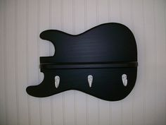 Wild Thing Guitar Shelf Cool Mod Great For by HoleeStarsFurniture, $48.95