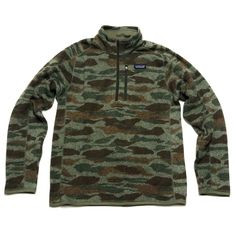 Camo Colors, Patagonia Better Sweater, Cool Sweaters, Pullover, Zip, Jackets, Coats, Ebay, Fashion