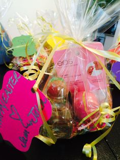 30 themed easter basket ideas basket ideas easter baskets and adult easter basket goodies consist of eos chapstick looks like an egg negle Gallery