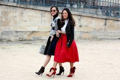 Paris Fashion Week – Voguistas