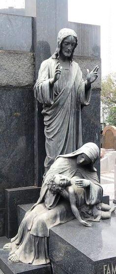 Sao Paulo Cemetery - São Paulo - Brazil