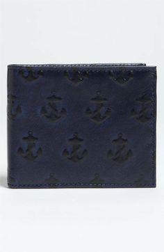 Jack Spade Embossed Anchor Wallet - #ad
