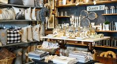 The display needs to be set up in a way that would spark the interest of customers while informing them about the store's merchandise. Make sure that you create a display that would cause a second … Furniture Store Display, Thrift Store Furniture, Furniture Market, Southern Living, Clothing Store Displays, Candle Store, Shops, Layout, Merchandising Displays